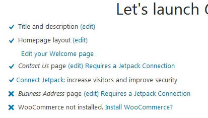 lets launch wordpress