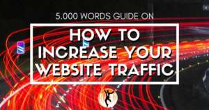 website blog traffic increase