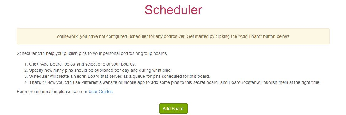 boardbooster pin scheduler