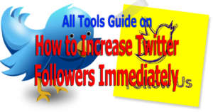 twitter followers increase tools