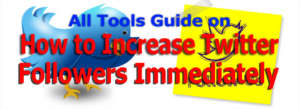tools to increase twitter followers